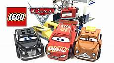 Lego Cars Smokeys Garage lego cars 3 smokey s garage review 2017 set 10743