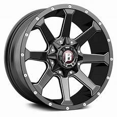 wheels hawk ballistic 174 971 hawk wheels flat black with milled