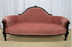 Settee Price by 19th Century Mahogany Ended Settee For Sale