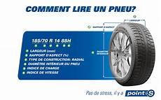 lire un pneu comment lire un pneu point s