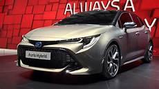 2018 Toyota Auris New Generation Walkaround At Geneva