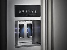Kitchenaid Refrigerator Troubleshooting Water Dispenser kitchenaid refrigerator water dispenser is acting