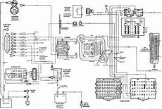 89 chevy wiring diagram chevy 1989 c1500 truck forums