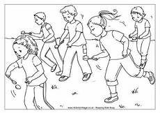 sports day coloring pages 17757 egg and spoon race colouring page