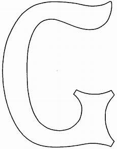 letra g moldes de letra g moldes educar molde de wallpaperzen org