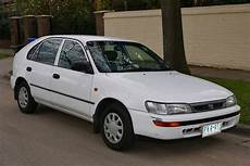 1998 Toyota Corolla 4 Door Sedan Ce Automatic