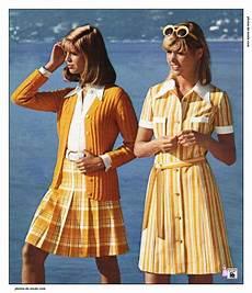 mode annee 1970 vetements 233 es 70 1973 vintage dress 70 s mode 233 e 70