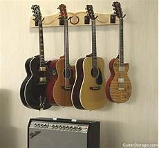 wall mount guitar holder the pro file wall mounted multi guitar hanger guitar storage