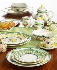 villeroy boch dinnerware garden collection