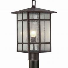 filament design burton 1 light bronze outdoor incandescent light the home depot