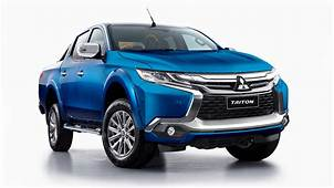 Mitsubishi Triton Gets The Dynamic Shield Styling