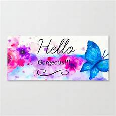 hello gorgeous sign hello gorgeous wall art bedroom wall