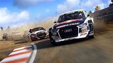 dirt rally 2 0 launch trailer is a muddy affair