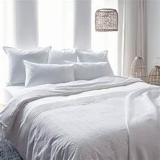 parure de lit coton parure de lit percale de coton amanda classique chic