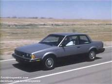 1983 Buick Century by 187 1983 Buick Century Manufacturer Promo