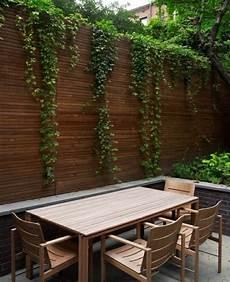 brise vue mural 95 id 233 es pour la cl 244 ture de jardin palissade mur et
