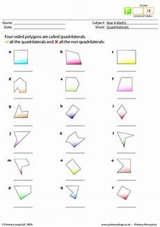 quadrilaterals primaryleap co uk