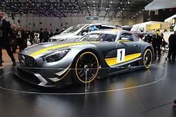 2016 Mercedes AMG GT3 Race Car Live Photos From Geneva
