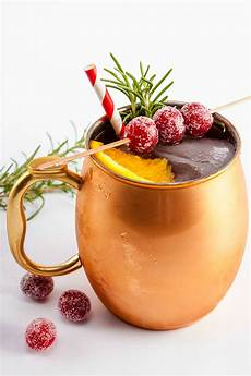 32 best christmas cocktail recipes easy alcoholic