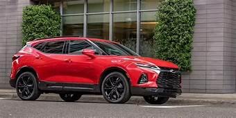 2019 Chevrolet Blazer SUV – Trim Levels Pricing Build