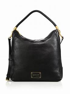 lyst marc by marc to handle leather hobo
