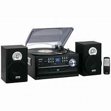 cd cassette player new 3 speed home stereo cd record cassette player