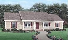 ranch style house plan 45467 ranch style house plan 45467 with 4 bed 2 bath