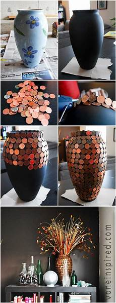 25 new diy ways to invest your pennies oddly beautiful craft sad to happy project