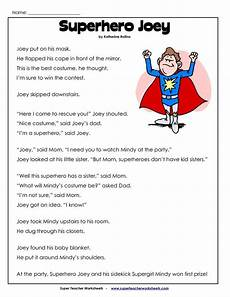 2nd grade reading comprehension worksheets pdf projects to try pinterest comprehension