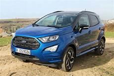 Essai Auto Nouveau Ford Ecosport Cette Fois C Est La