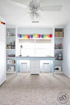 craft room paint refresh the diy village
