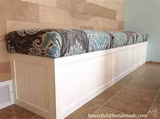 Dining Room Bench Seating With Storage