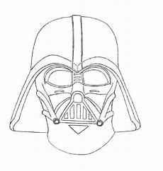 darth vader clipart outline 20 free cliparts