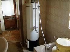 Boiler Im Bad - warmwasser boiler f 252 r bad mit holz zu heizen in ro 223 bach