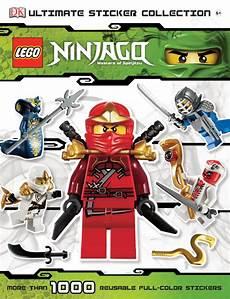 lego ninjago ultimate sticker collection brickipedia