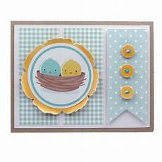 nesting birds print cut card pazzles craft room