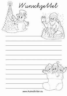 Malvorlagen Christkind Englisch Wunschzettel Weihnachten Ausmalbilder Weihnachten