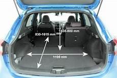 Nissan Qashqai Kofferraumvolumen - adac auto test nissan qashqai 1 6 dci tekna