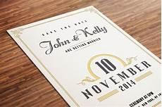 Vintage Wedding Invitation Templates