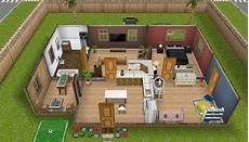 sims freeplay house plans sims freeplay earth tones house sims house sims