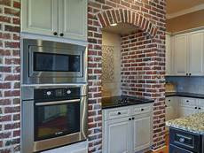 kitchen paint colors with brick painting kitchen cabinets and brick lighten up a kitchen