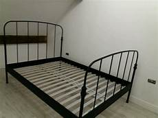 Black Metal Bed Frame Ikea In Billinge Manchester Gumtree