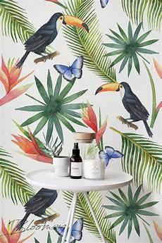 papier peint amovible papier peint amovible tucano tropicale mural