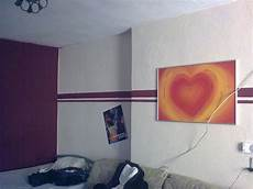 Wand Muster Streifen