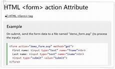 html xml 폼 태그 속성 form tag action method 속성 action