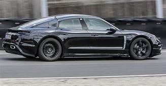 Porsche Prototyping First Electric Vehicle  WardsAuto