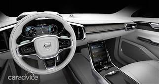 Volvo Concept 26 Previews Autonomous Vehicle Interior