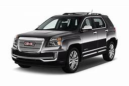 2017 GMC Terrain Reviews And Rating  Motor Trend
