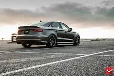 Audi S3 Limousine Tag Motorsports Mit Vossen Wheels