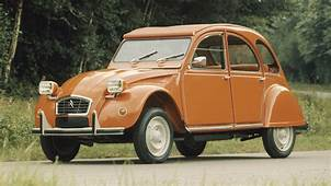 Everything You Need To Know About The Citroen 2CV  Top Gear